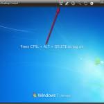 Ctrl-Alt-Delete Feature Added in Techinline's 2.5.1 Release