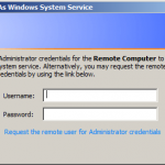 Tips & Tricks: Using Techinline's Yellow Information Panel to Restart as a System Service