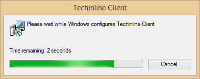 Deploying Techinline Client App as an MSI
