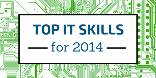 Top IT Skills for 2014