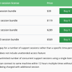 FixMe.IT Per Session Offering Is Being Discontinued