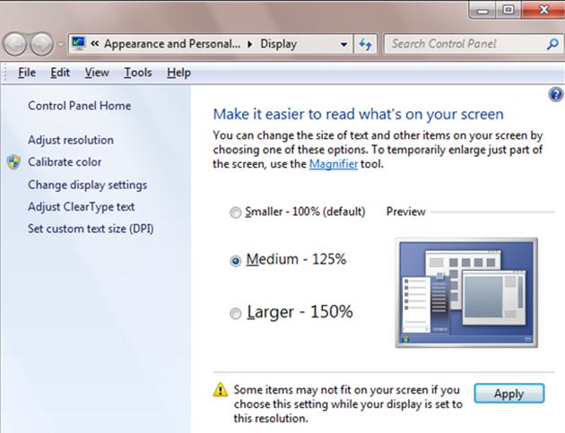 Fixed \u201cJumping Mouse\u201d Issue on Windows 7 \u0026 Vista
