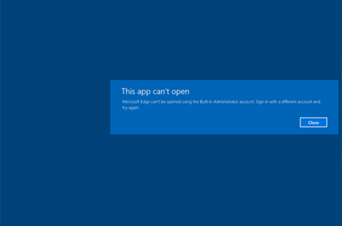 "FixMe.IT & ""This App Can't Open"" Issue in Windows 10 Safe Mode"
