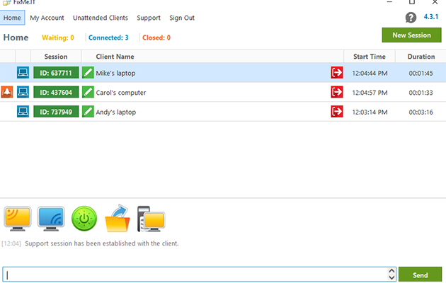 Provide Ad-Hoc Remote Support with FixMe.IT's Pay-As-You-Go License