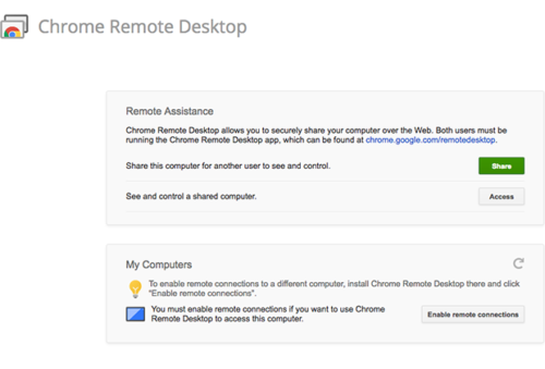 The pros & cons of using Chrome Remote Desktop