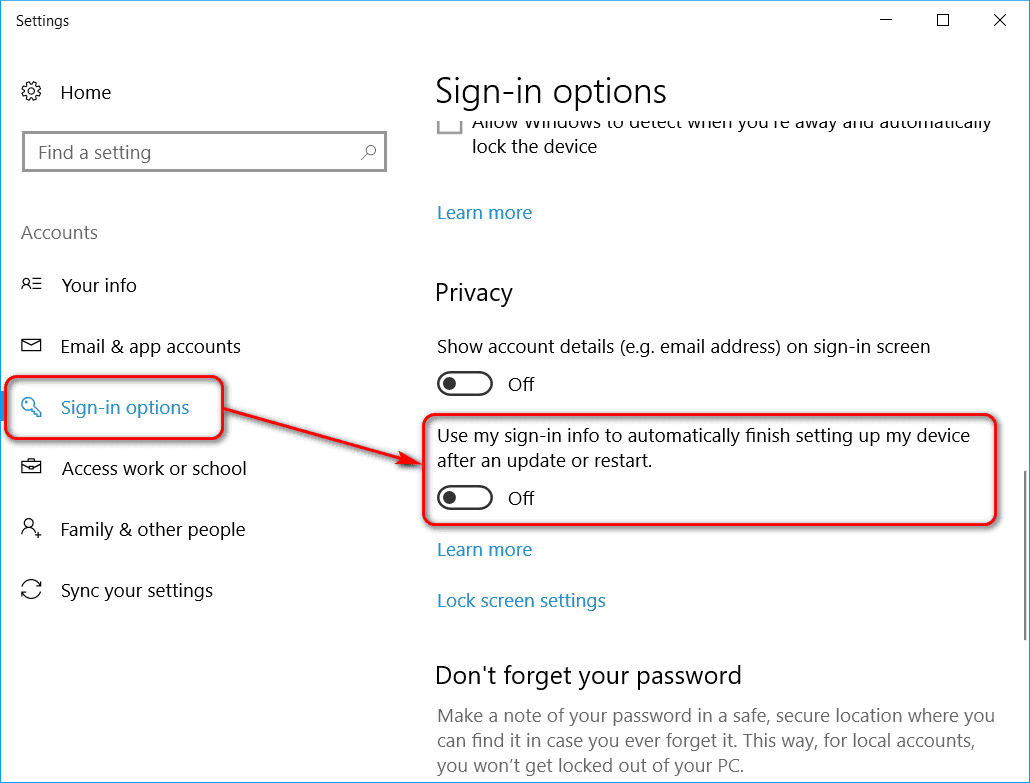 Windows 10 rdp you must change your password | Server 2012R2 Cannot